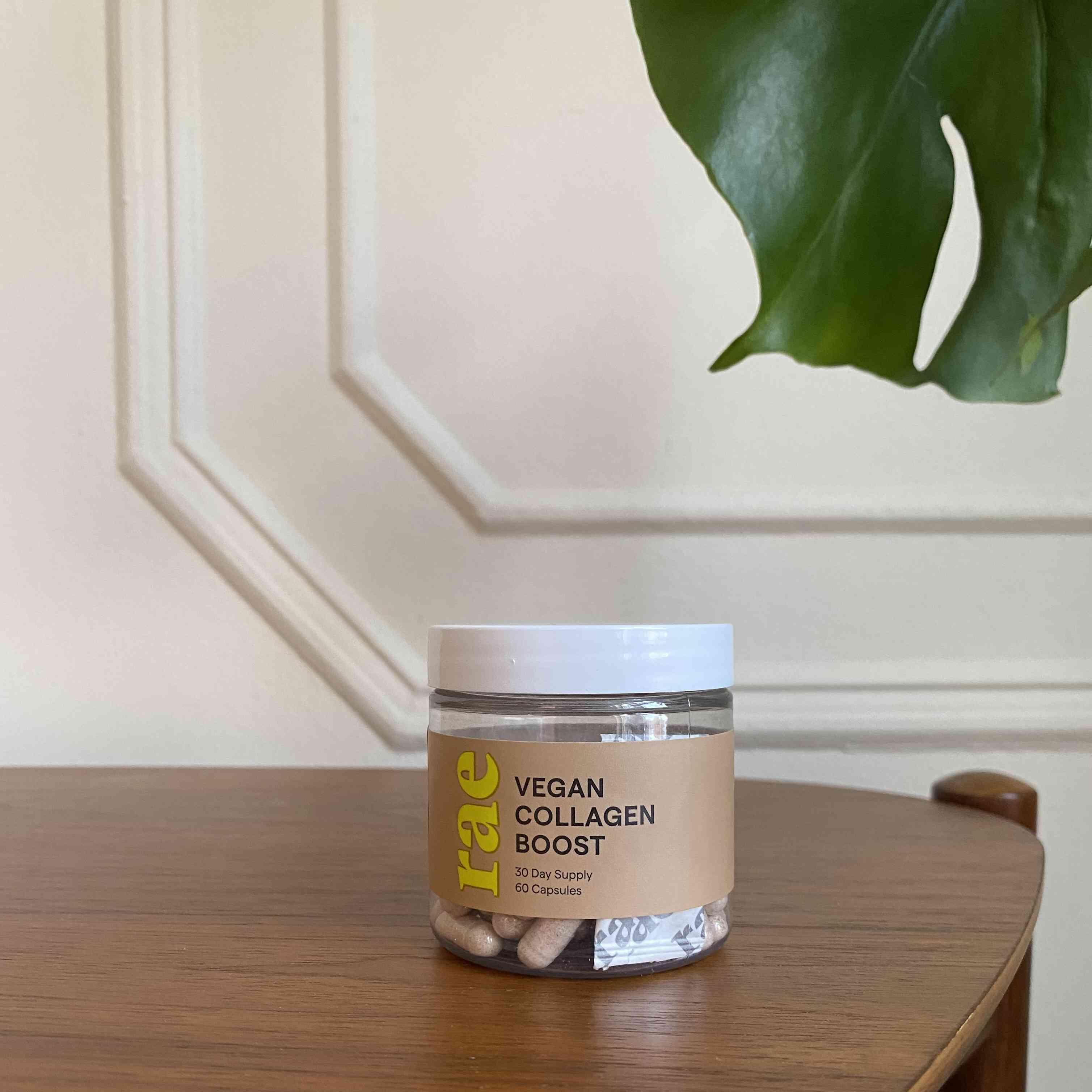 Rae Wellness Vegan Collagen Boost