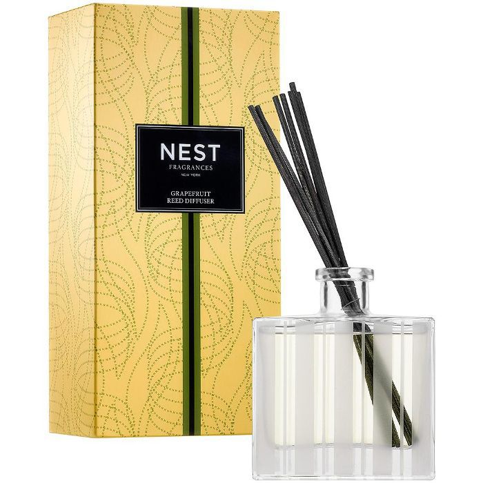 Grapefruit Reed Diffuser Reed Diffuser 5.9 oz