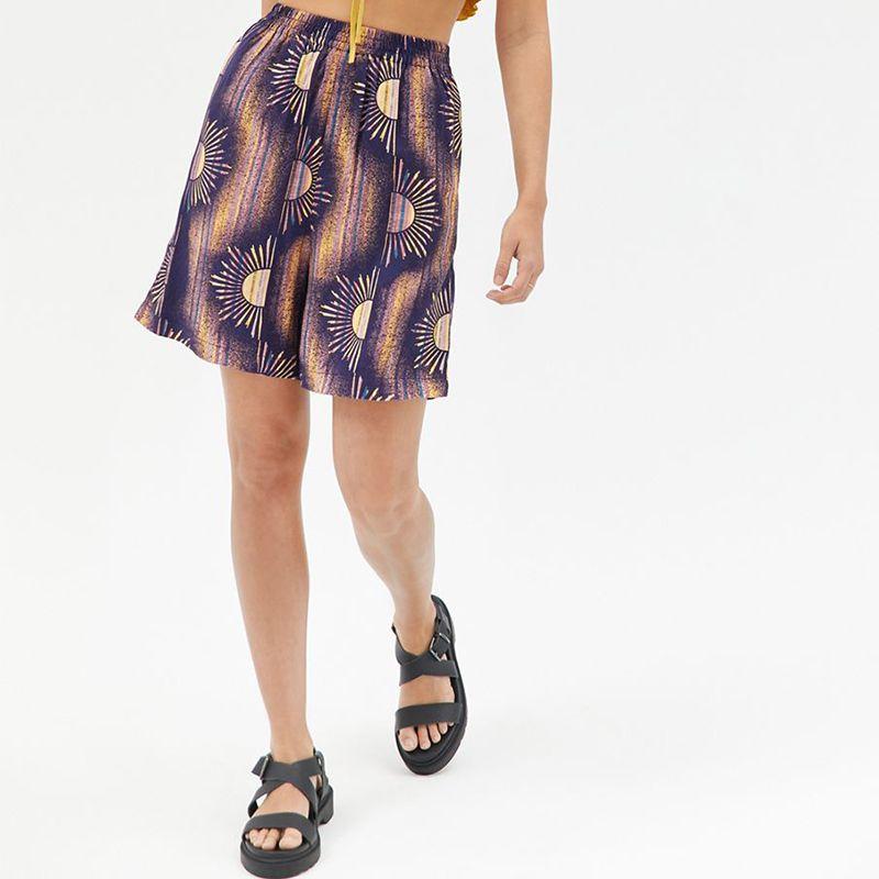 Ally High-Waisted Short