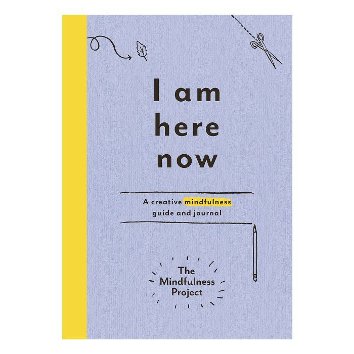 best mindfulness books: The Mindfulness Project I am here now