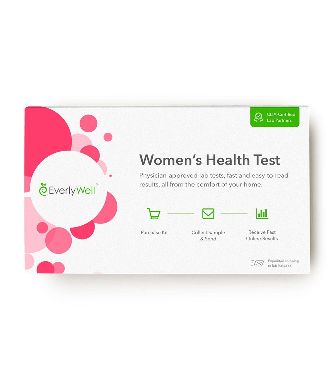 EverlyWell Women's Health Test