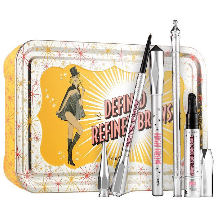 Defined & Refined Brow Kit 06 Deep