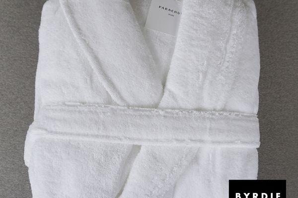 parachute classic bathrobe