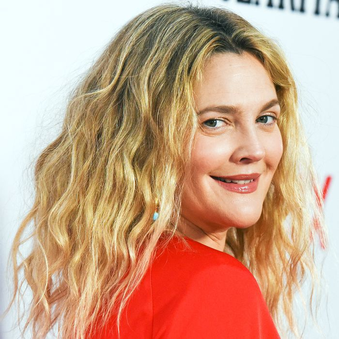 Drew Barrymore Credits This Product For Saving Her Hair