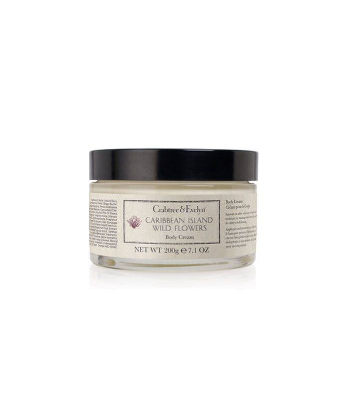 Crabtree & Evelyn Caribbean Island Wild Flowers Body Cream