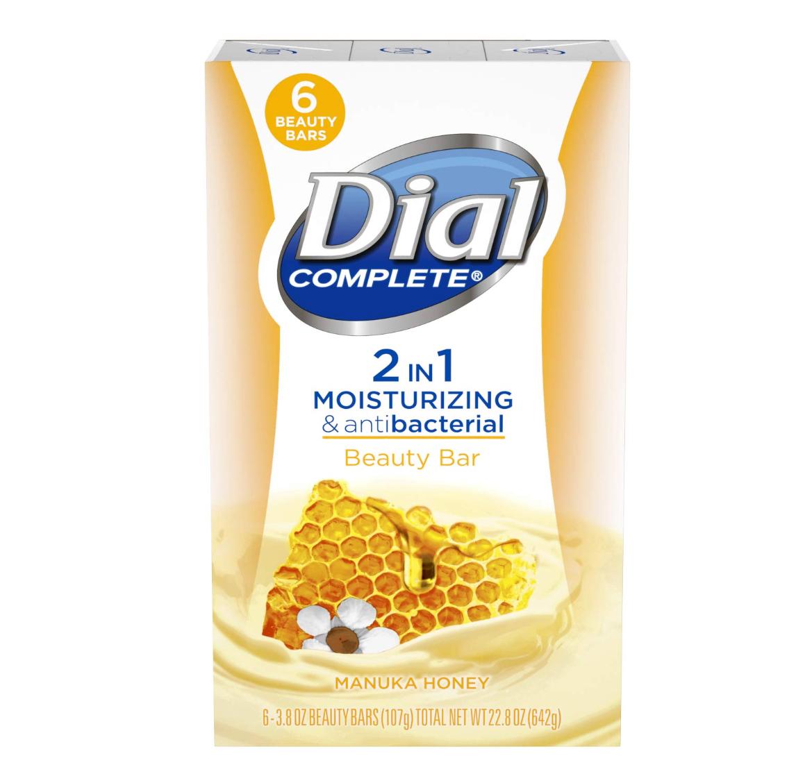 Dial beauty bar