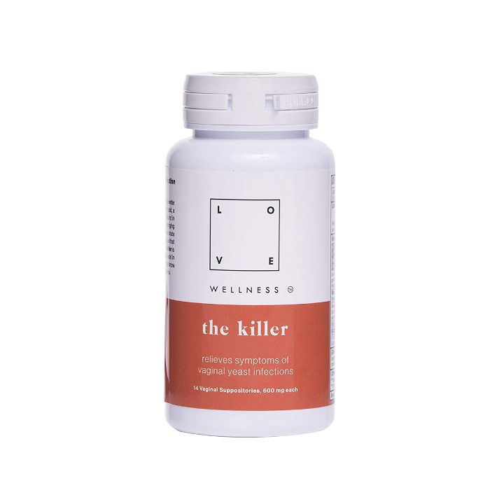 Love Wellness The Killer Boric Acid Suppositories