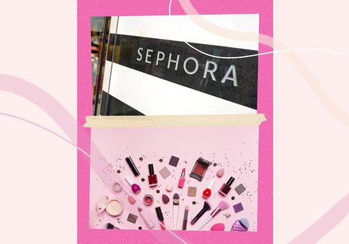 sephora and makeup design