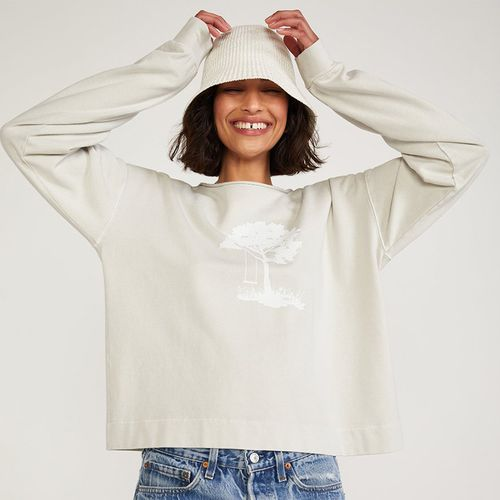 Swingy Sway Organic Cotton Sweatshirt ($94)