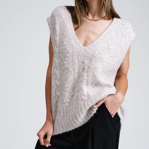 Flat White Les Lilas Sweater Vest