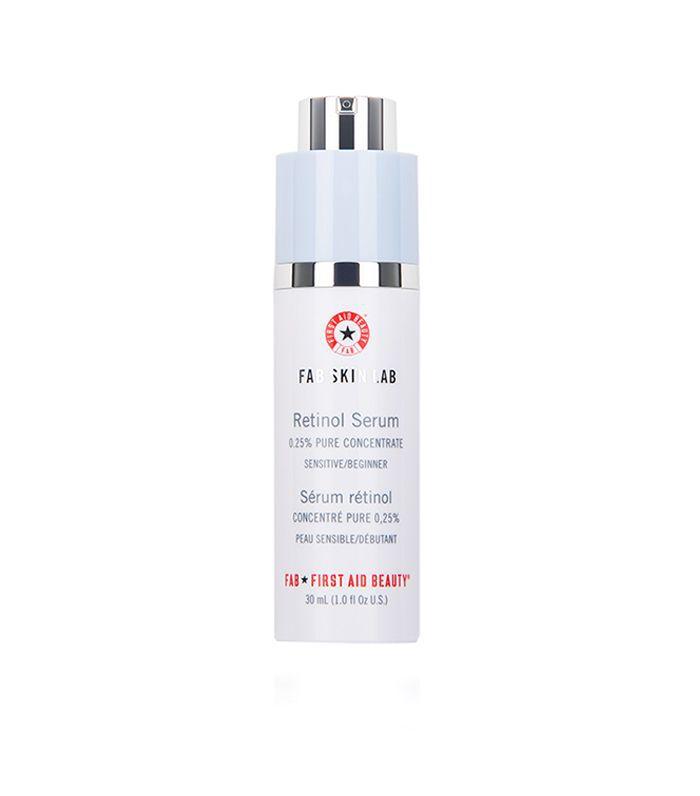 FAB Skin Lab Retinol Serum 0.25% Pure Concentrate 1 oz/ 30 mL