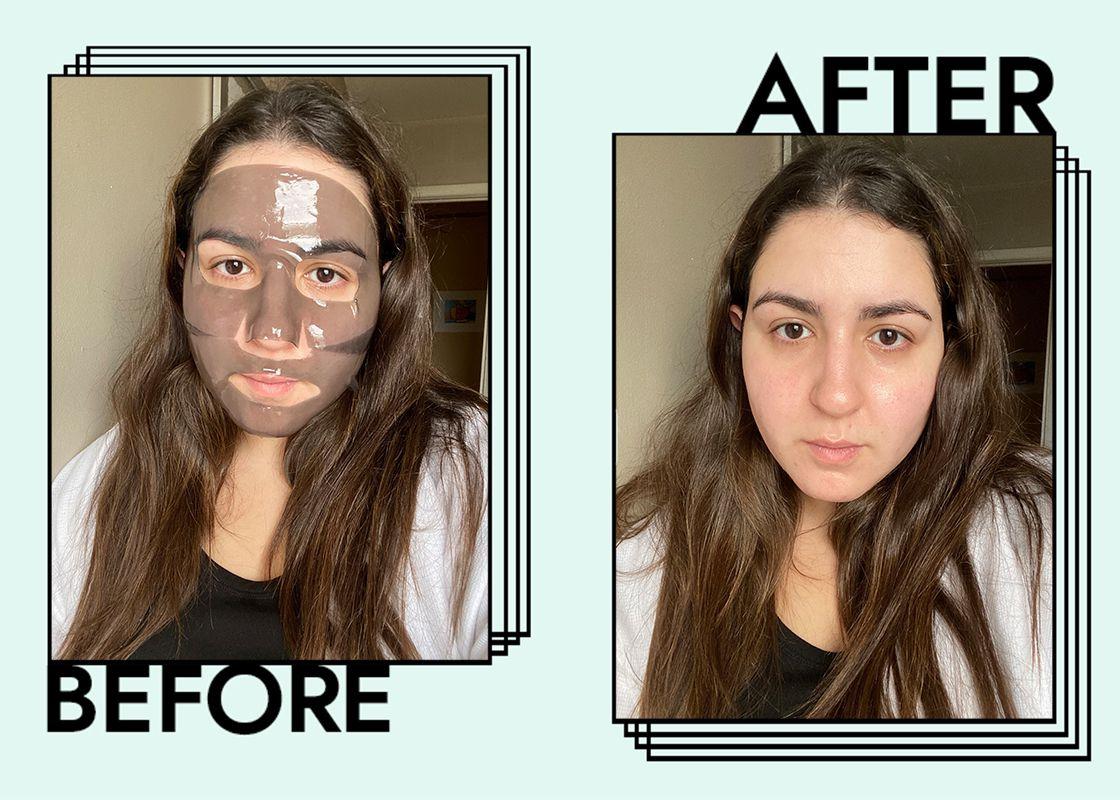 ZitSticka Press Refresh Mask Review
