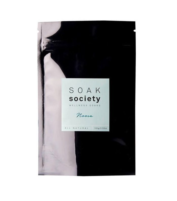 Fitness gifts for her: Soak Society Noosa Wellness Soak