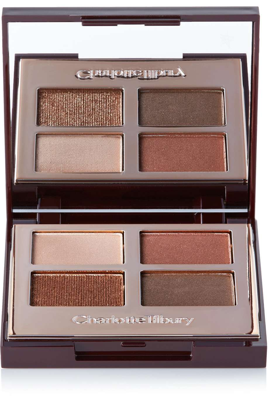Luxury Palette Colour Coded Eye Shadow