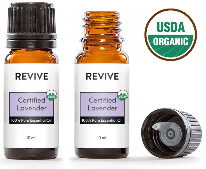 Revive Certified Lavender Oil