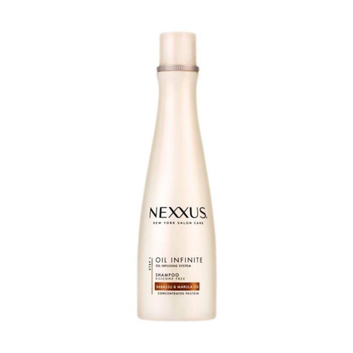 best shampoo for every hair type: Nexxus Oil Infinite Shampoo