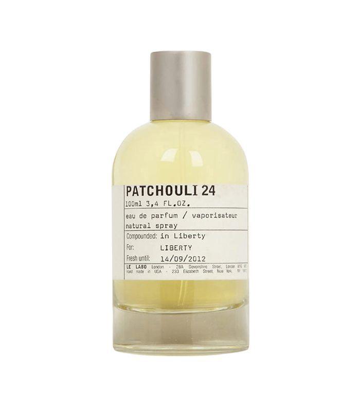 best unusual perfume: Le Labo Patchouli 24
