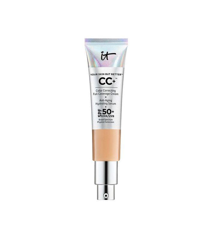 It Cosmetics Your Skin But Better CC Cream with SPF 50+ - cc creams vs bb creams