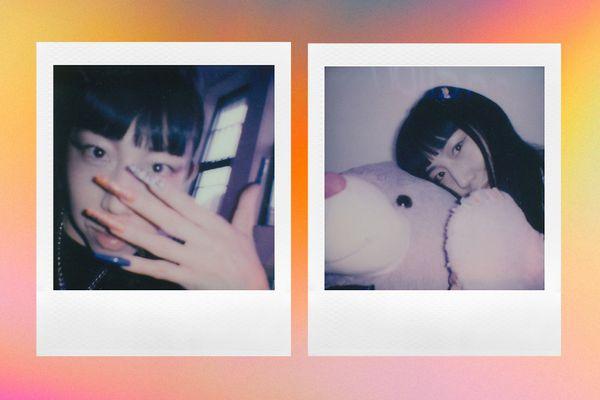 Mei Kawajiri/Polaroid