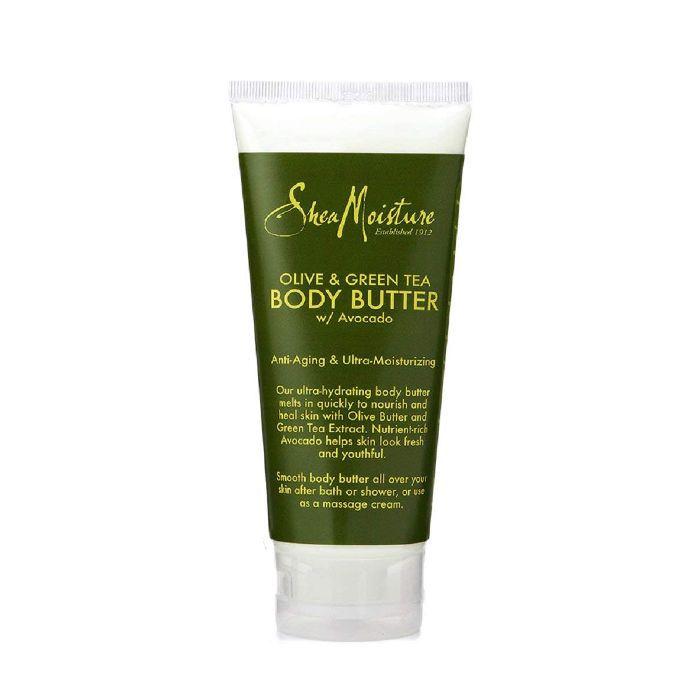 SheaMoisture Olive & Green Tea Body Butter