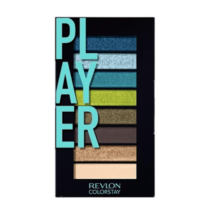 eyeshadow palette revlon