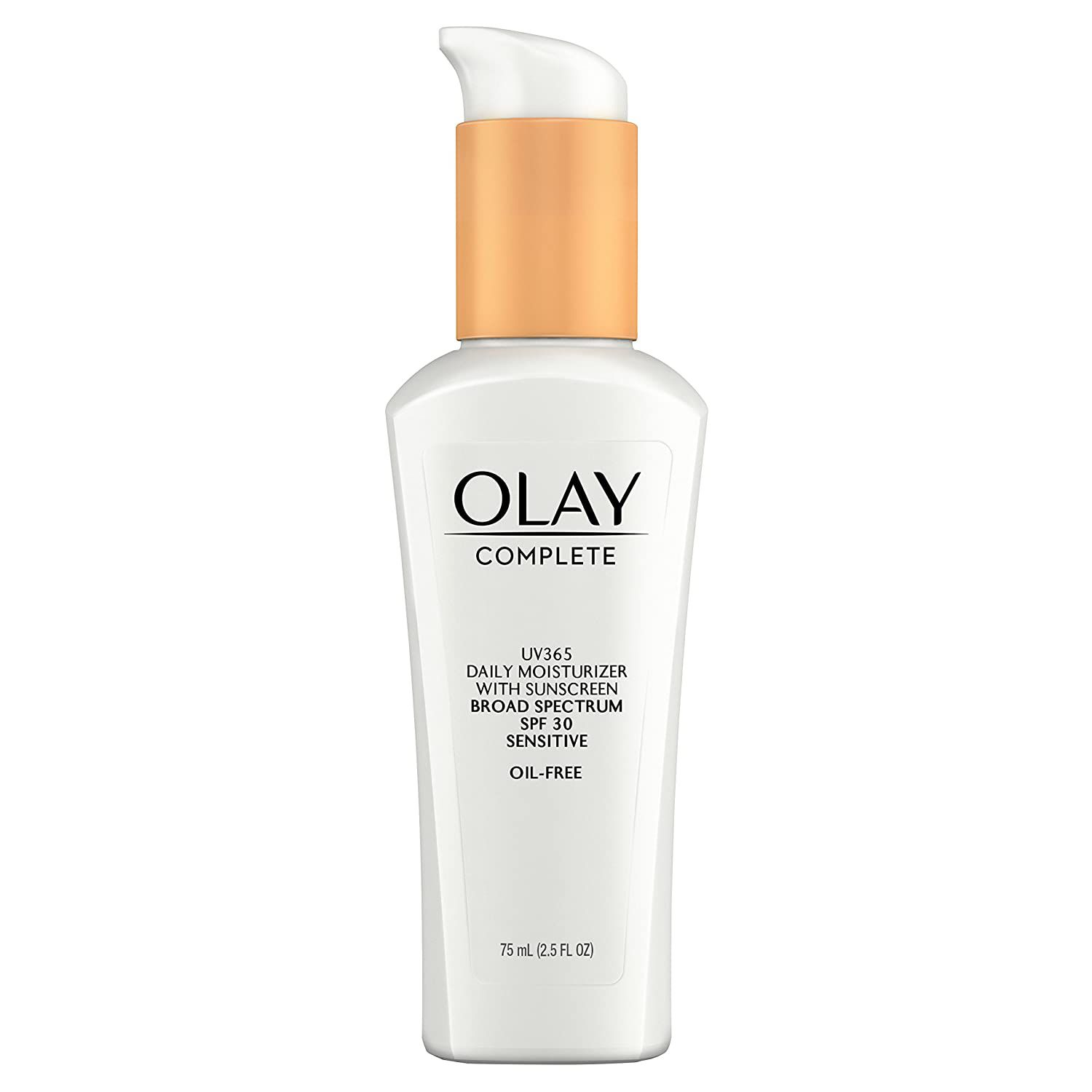 Face Moisturizer by Olay Complete Daily Defense All Day Moisturizer With Sunscreen