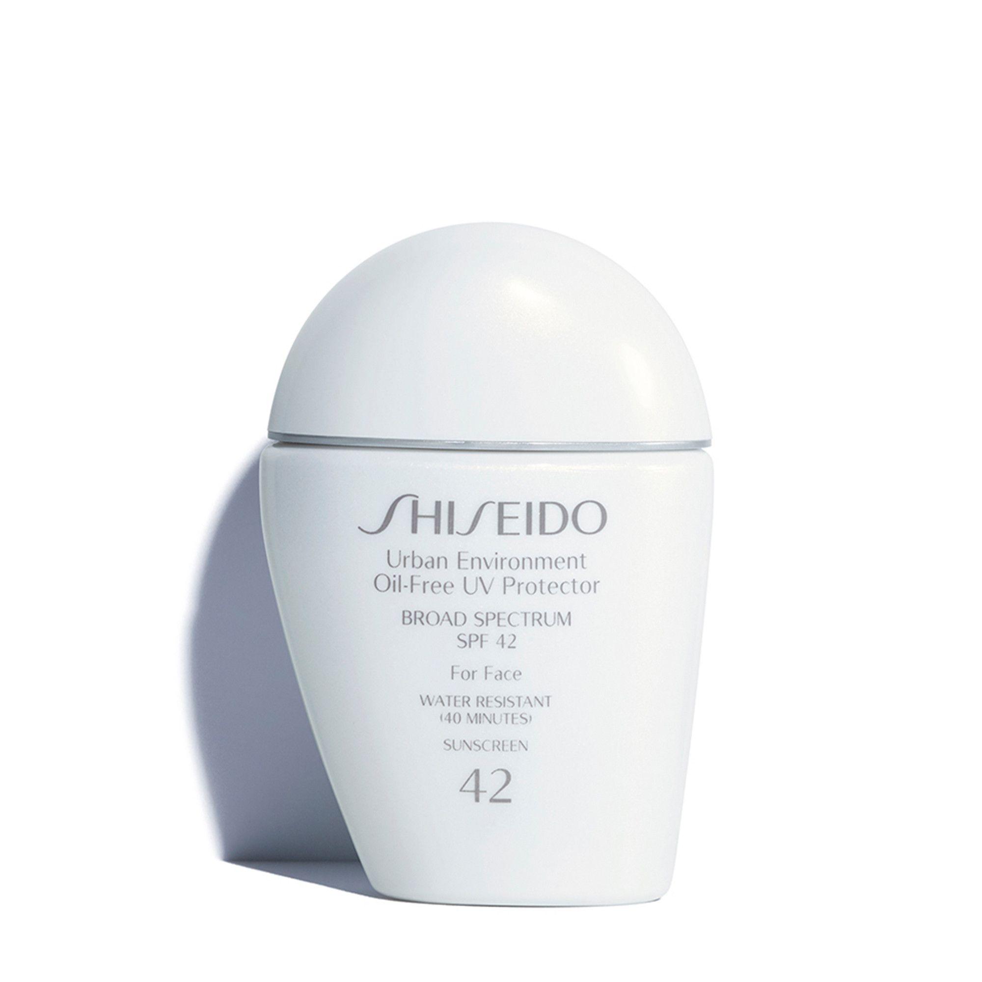shiseido UV protector