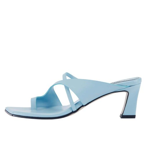 Curved Strap Sandals ($358)