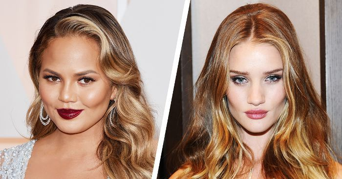Brown Hair With Blonde Highlights 45 Ways To Wear The Color