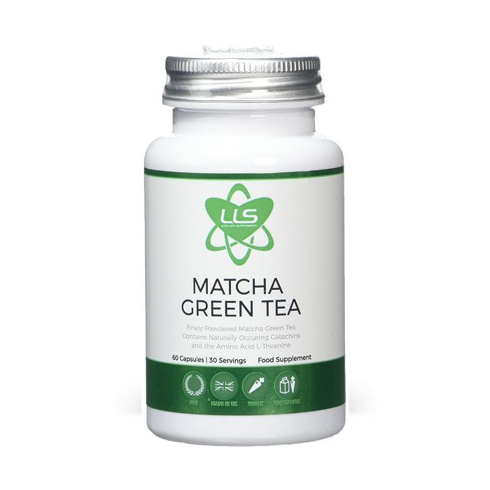 LLS Matcha Green Tea