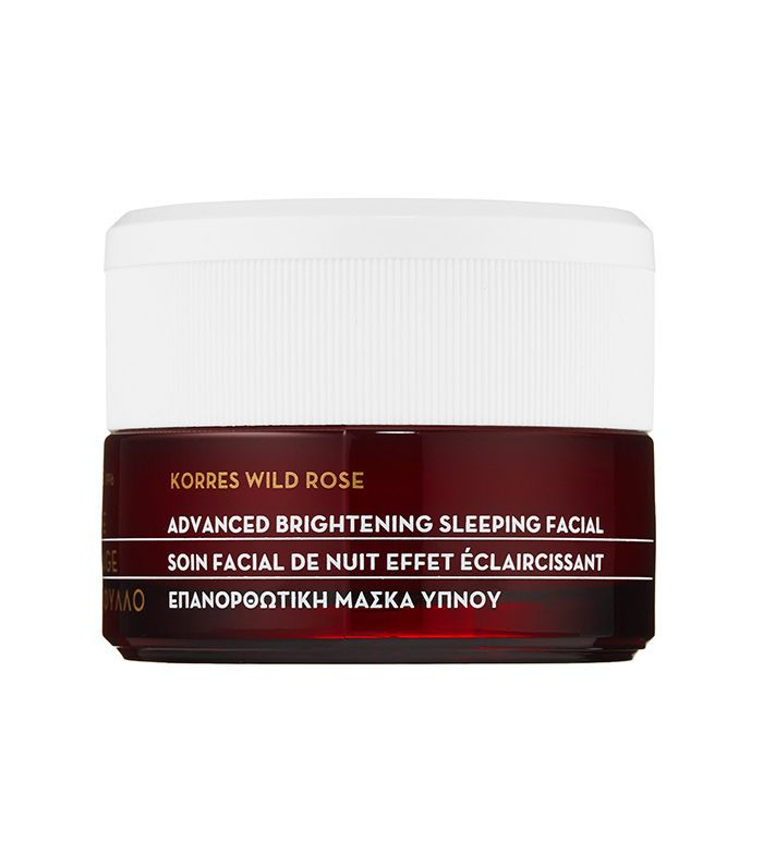 Wild Rose + Vitamin C Advanced Brightening Sleeping Facial 1.35 oz