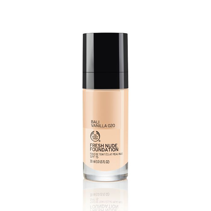 The Body Shop review: Fresh Nude Foundation