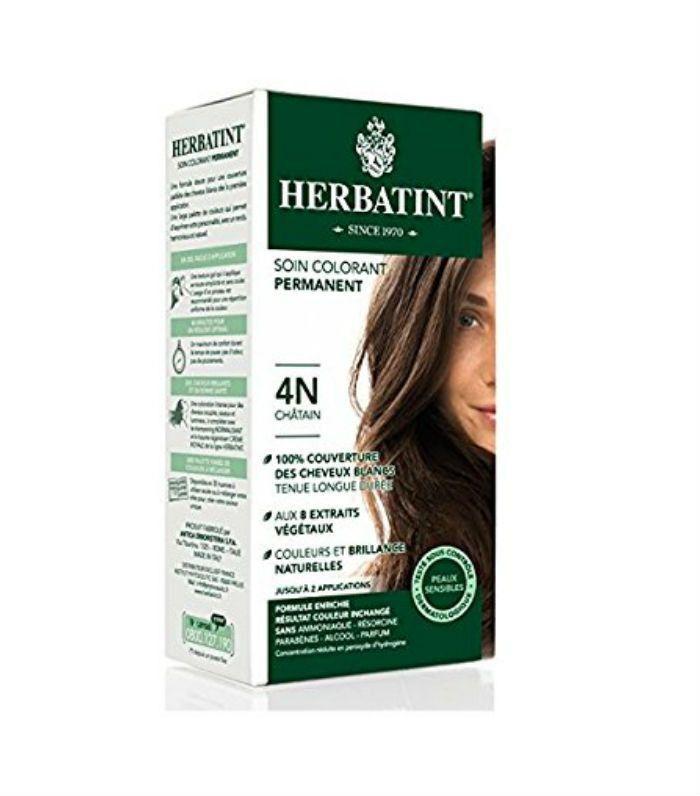 natural hair dye: Herbatint
