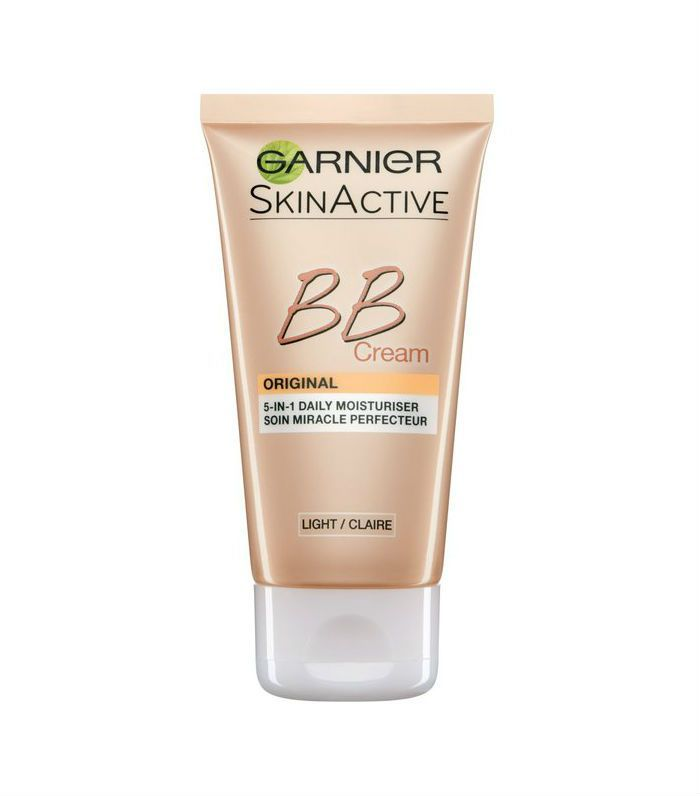 Best drugstore bb cream: Garnier Bb Cream 5-in-1 Daily Moisturiser With Mineral Pigments