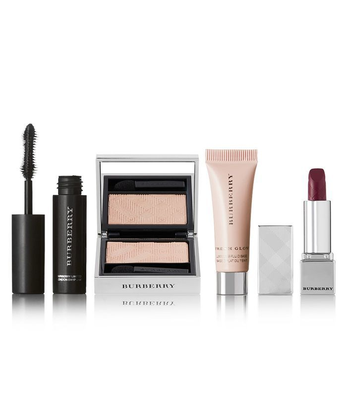 Makeup gift sets: Burberry Beauty Festive Beauty Box