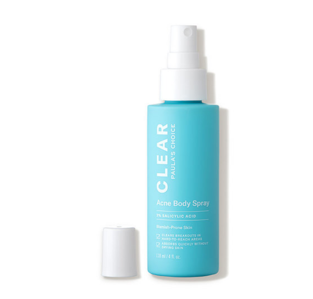 Paula's Choice acne body spray
