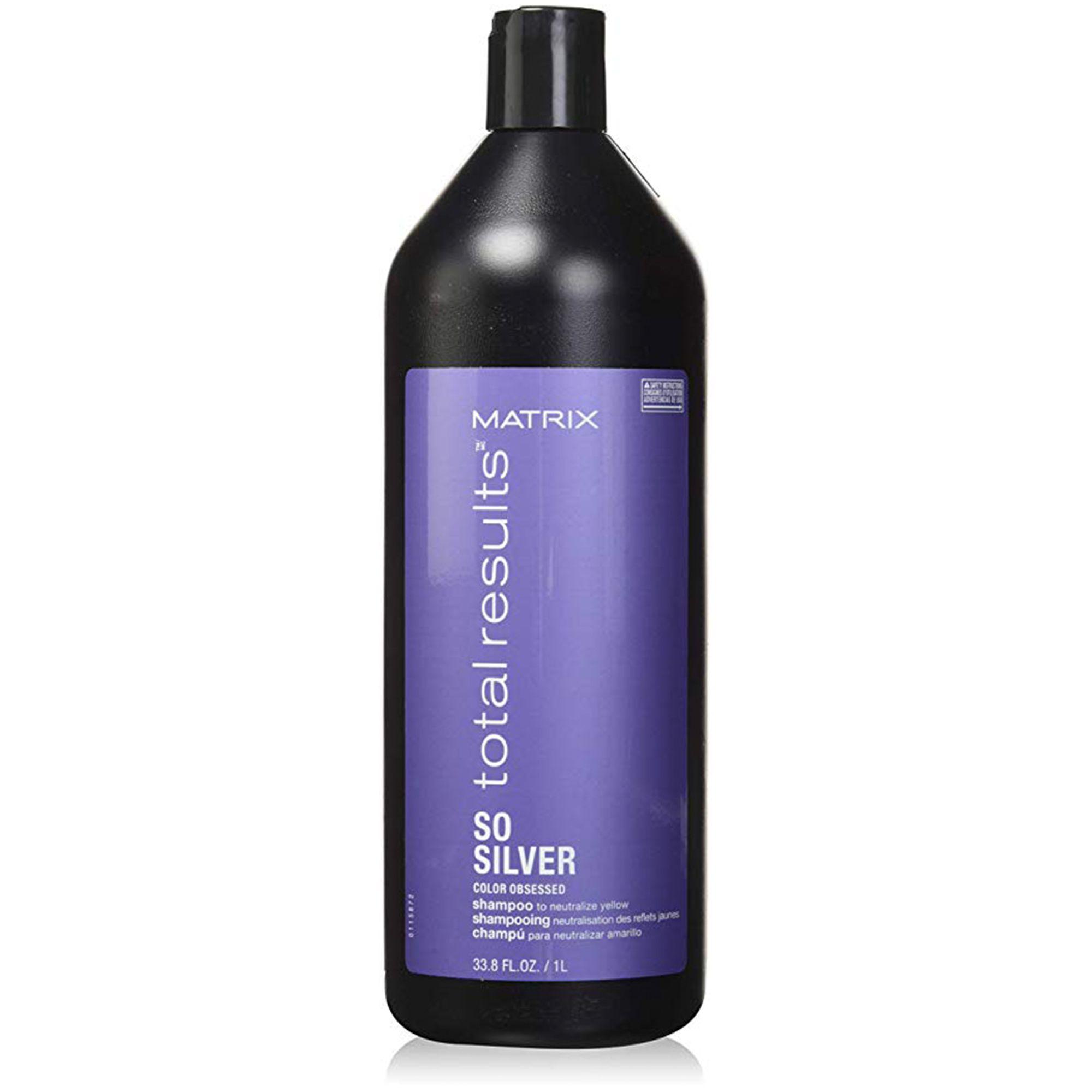 matrix purple shampoo
