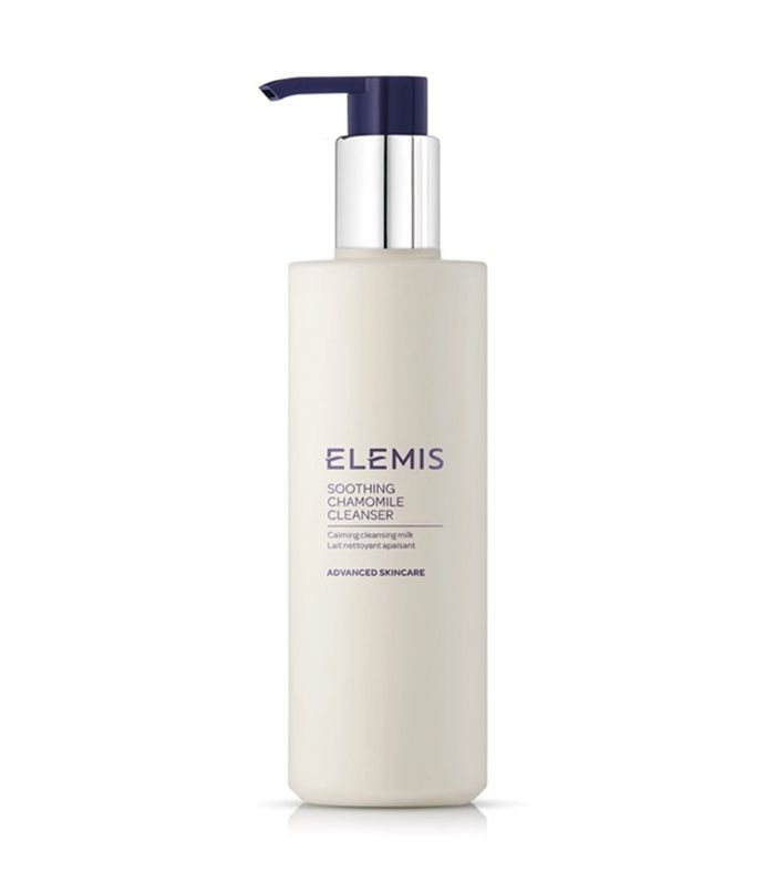Best face cleanser sensitive skin: Elemis Soothing Chamomile Cleanser
