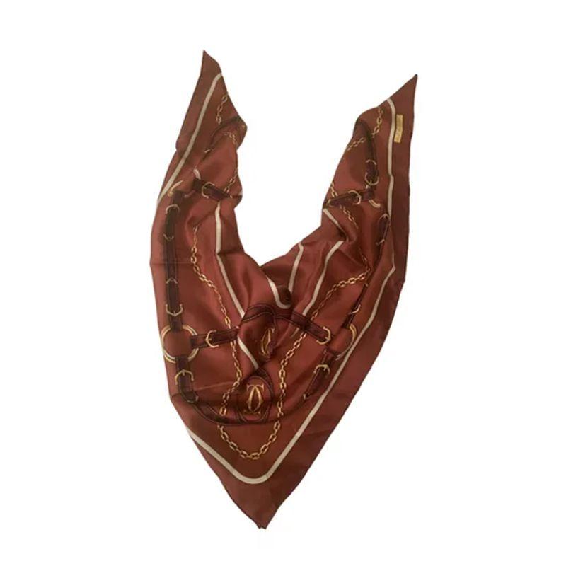 Silk Neckerchief