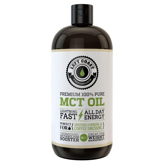 Left Coast Performance Premium MCT Oil