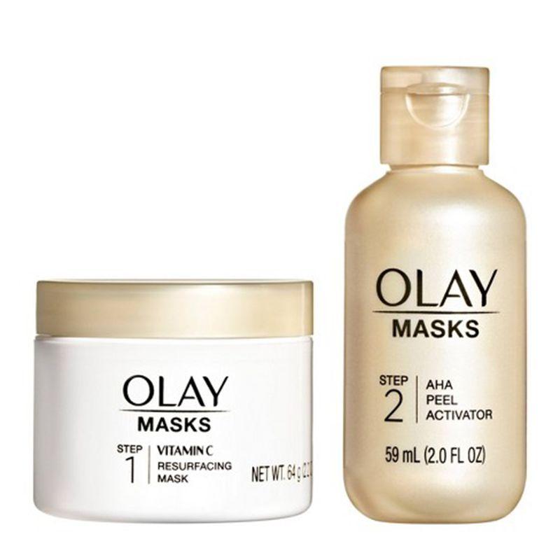 Resurfacing Peel Vitamin C + AHA Masks