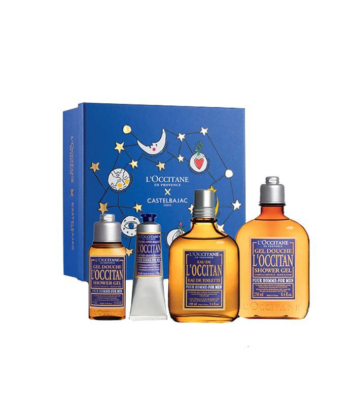 beauty gifts for men: Hermès Terre d'Hermès' perfume gift set