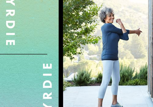 Exercising Over 65