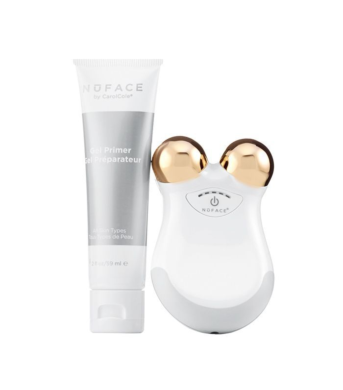 White Rose Mini Facial Toning Device