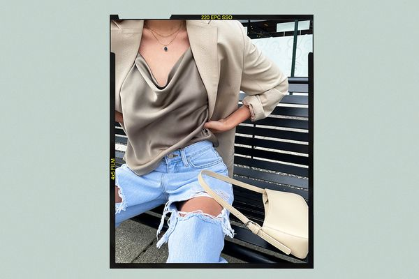 How to Wear a Camisole Outfit