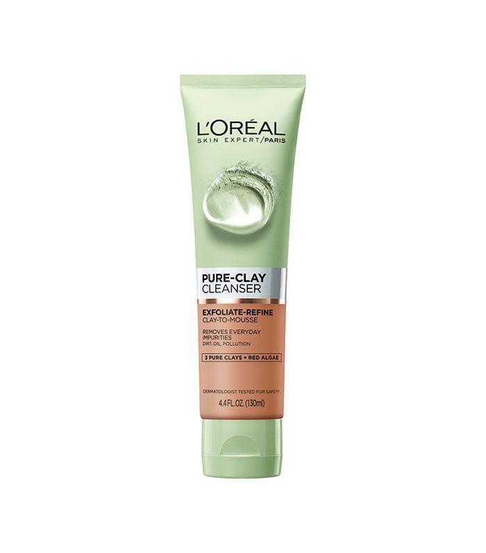 L'Oréal Paris Pure Clay Cleanser in Exfoliate & Refine