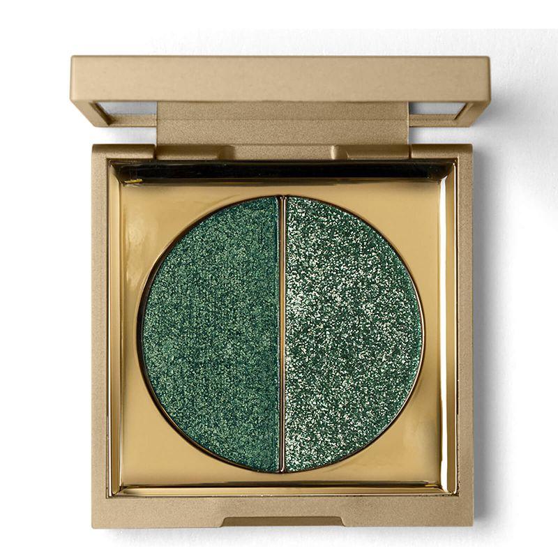 Stila Vivid & Vibrant Eye Shadow Duo in Jade