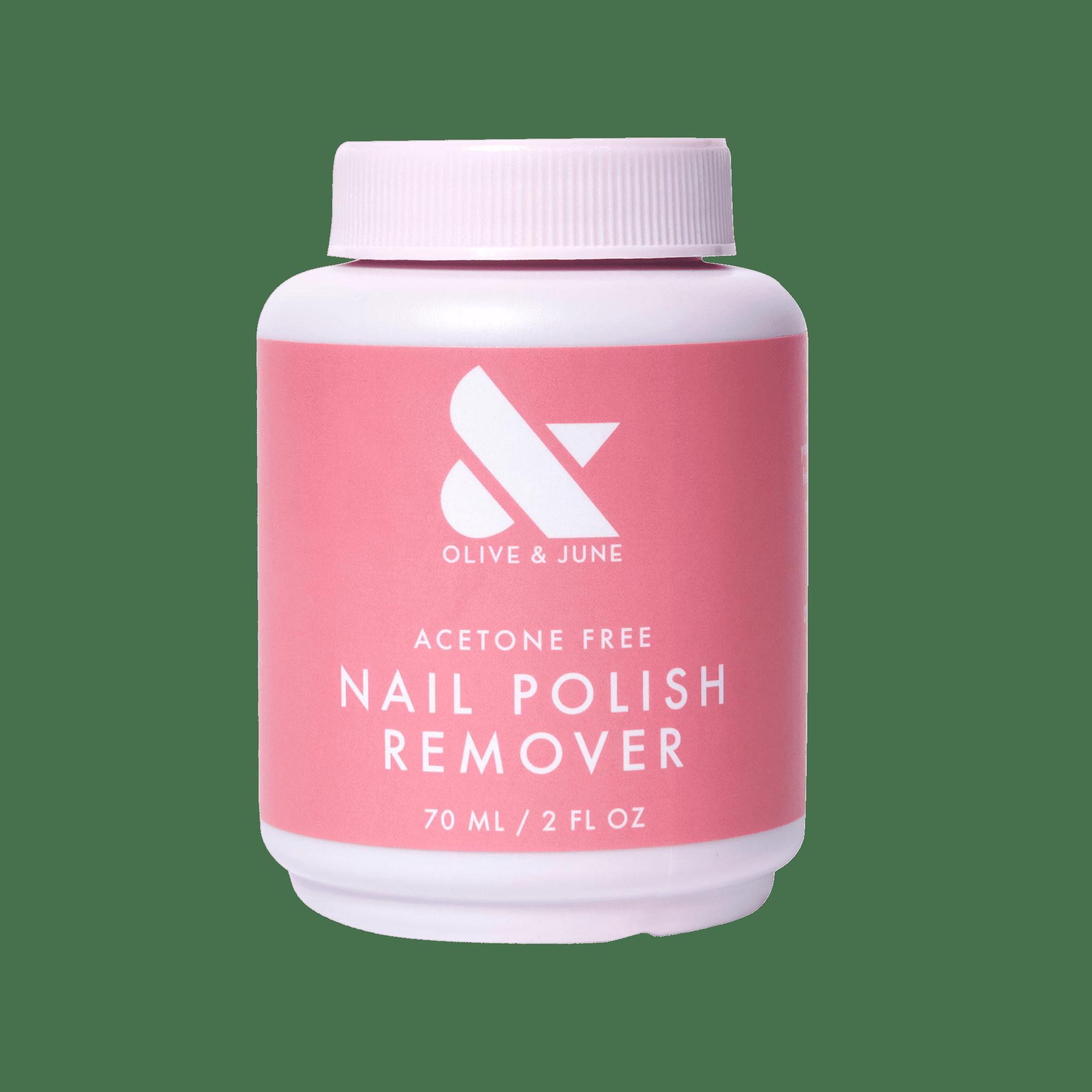 Olive & June Nail Polish Remover