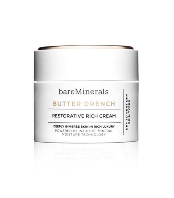 Best moisturiser: Bare Minerals Butter Drench Restorative Rich Cream