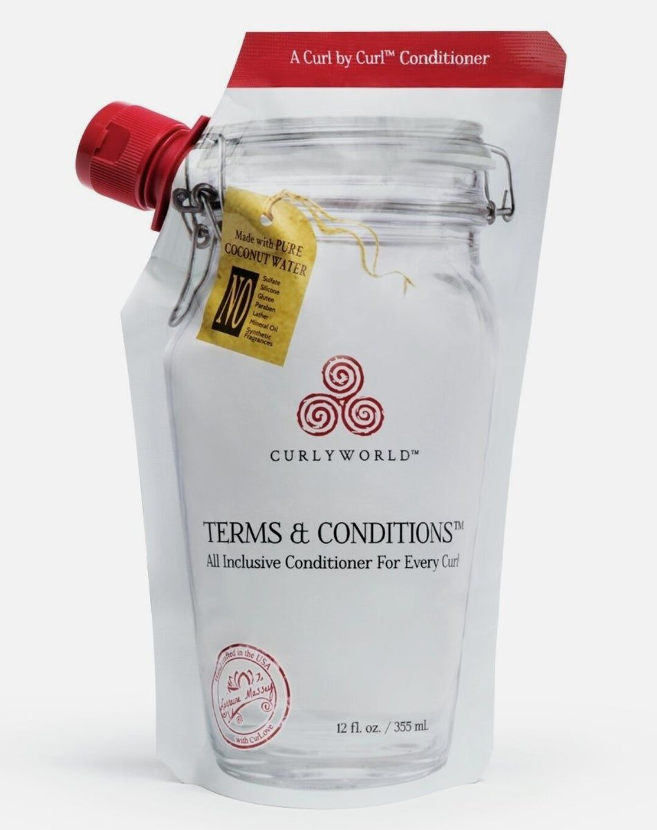 Terms & Conditions Conditioner